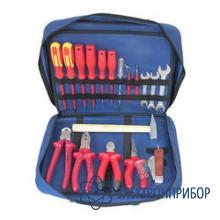 Набор инструментов Набор электрика в сумке №5