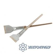 Насадки плоские (пара) к термопинцету, ширина 15мм (soic24) 452FDLF150 (422FD2)