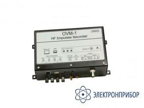 Универсальный прибор регистрации частичных разрядов, импульсных перенапряжений и токов OVM-1 (контроль ЛЭП до 110 кВ)