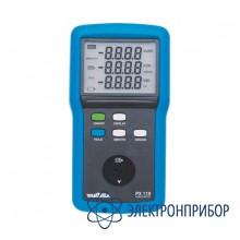 Измеритель электрической мощности однофазный PX110