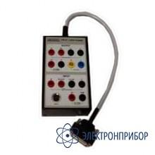 Подставка-адаптер для одновременной работы калибратора и мультиметра Опция 140-41