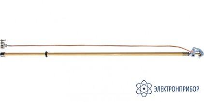 Заземление переносное линейное с металличексими штангами ЗПГЗ-750-1150 S-25