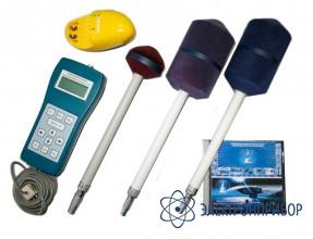 Измеритель уровней электромагнитных излучений П3-31 (с антеннами А1, А4 и А5)