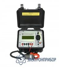Прибор для измерения параметров силовых трансформаторов Коэффициент