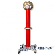Делитель высокого напряжения 2-200 кв (эталонный, 0,5%) ДН-200э