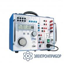 Испытательный комплекс для проверки реле (дополнительный выход тока и повышенная мощность на частоте 15гц) TD-1000 PLUS