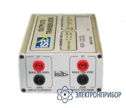 Преобразователь сигнала низкого уровня для тестера релейных защит t-1000 Low level output transducer