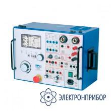 Испытательный прибор для проверки первичного и вторичного оборудования T-3000