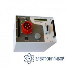 Прибор для испытаний аккумуляторных батарей подстанций толчковым током ТАБ-1