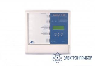 Микропроцессорное устройство управления высоковольтным выключателем и резервных защит трансформатора 110-220 кв Сириус-3-УВ