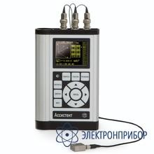 Виброметр, анализатор спектра, трехкоординатный (одновременно) АССИСТЕНТ V3RT