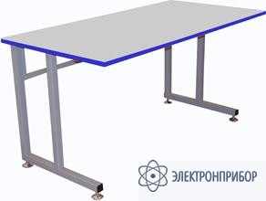 Стол рабочий антистатический с глубиной столешницы 500 мм С5-1000x500Р ESD