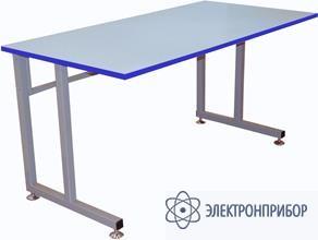 Стол рабочий антистатический с глубиной столешницы 650 мм С5-1200x(750-900)Р ESD