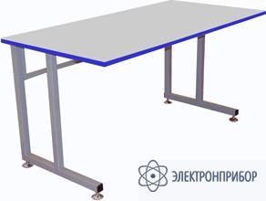 Стол рабочий антистатический с глубиной столешницы 650 мм С5-1500x(750-900)Р ESD