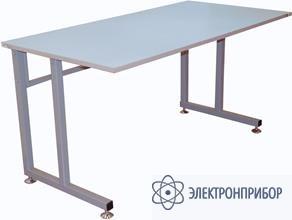 Стол рабочий с глубиной столешницы 750 мм С5-1500x(750-900)Р