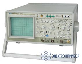 Осциллограф-мультиметр аналоговый двухканальный С1-157/4