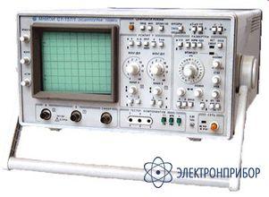 Осциллограф аналого-цифровой двухканальный С1-157/1