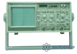 Осциллограф-мультиметр аналоговый двухканальный С1-170/2