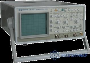 Осциллограф аналоговый двухканальный С1-176