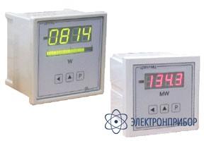 Цифровой однофазный измеритель мощности (ваттметр) Ц301МЦ