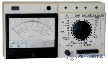 Прибор электроизмерительный многофункциональный Ц4352-М1