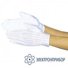 Перчатки антистатические ПА ESD