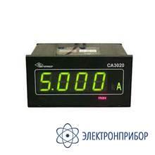 Амперметр цифровой щитовой СА3020