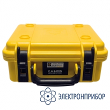 Измеритель удельного сопротивления грунта и устройств заземления C.A 6470N