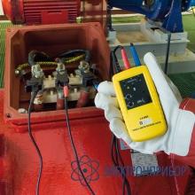Измеритель фазовой ротации и направления вращения двигателя C.A 6609