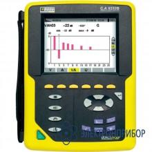 Анализатор параметров электрических сетей, качества и количества электроэнергии C.A 8332B