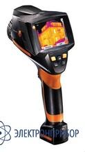 Профессиональный тепловизор с расширенными функциями анализа и возможностью установки сменного телеобъектива testo 880-2