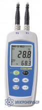 Измеритель температуры с платиновым термосопротивлением CENTER 372