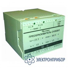 Преобразователь измерительный многофункциональный CH3020/2-3-220