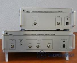 Калибратор-измеритель нелинейных искажений СК6-20А-01