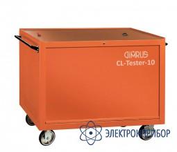 Универсальная установка для проведения испытаний и диагностики кабельных линий 6÷10 кв CL-Tester-10