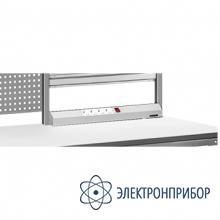 Панель электромонтажная половинная для серий ср ½ ЭПА-12