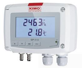 Датчик температуры и дифференциального давления CP215-HO