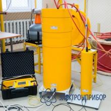 Диагностика состояния изоляции кабельных линий неразрушающим методом CPDA-60