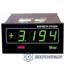 Варметр цифровой щитовой СР3020-ВАР