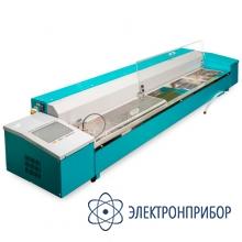 Аппарат автоматический для определения дуктильности и усилия при растяжении битумов со встроенным термокриостатом ДБ-20-100