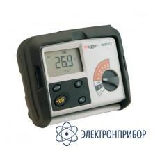 Измеритель сопротивления заземления и удельного сопротивления грунта DET4TC2