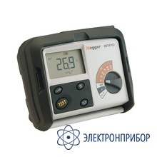 Измеритель сопротивления заземления и удельного сопротивления грунта с функцией бесконтактного измерения (базовая модель) DET4TC2