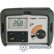 Измеритель сопротивления заземления (базовая модификация) DET4TCR2