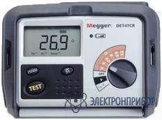 Цифровой тестер заземления DET4TR2