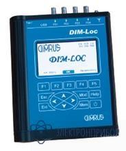 Система дистанционной  диагностики и локации дефектов в изоляции высоковольтного оборудования Dim-LOC-1