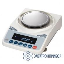Весы лабораторные DL-1200