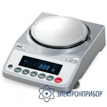 Весы лабораторные DL-1200WP