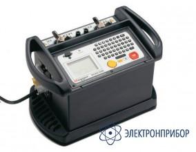 Микроомметр с током тестирования до 600 а DLRO600