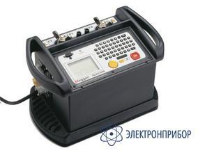 Микроомметр с током тестирования до 600 а (с набором проводов) DLRO600