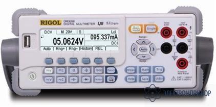 Цифровой мультиметр DM3058E